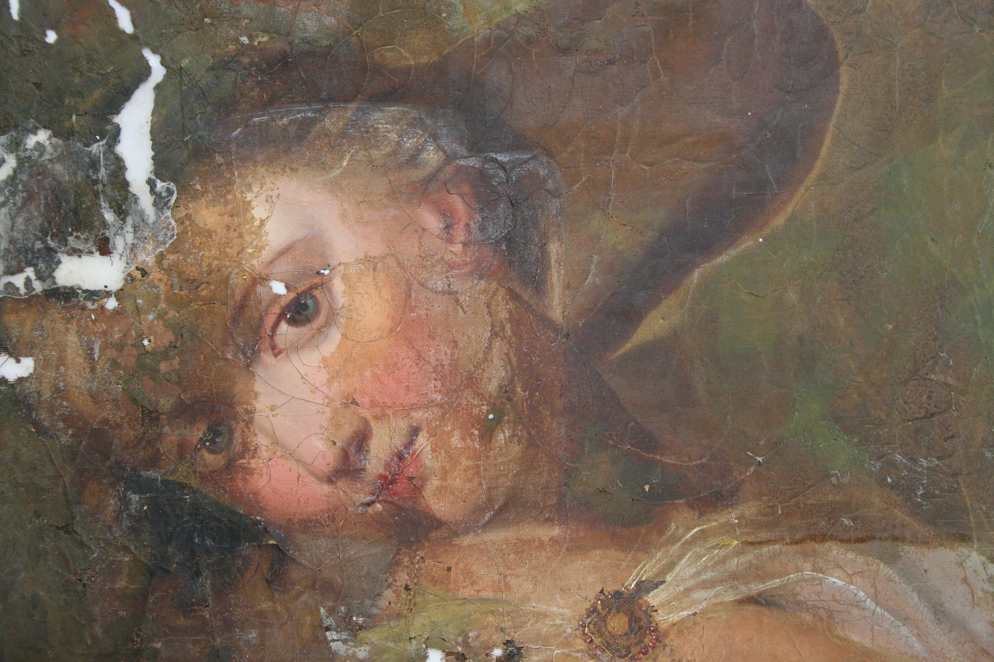 Ljubljana, Pavel Kunl; Apotheosis of St. Francis Xavier