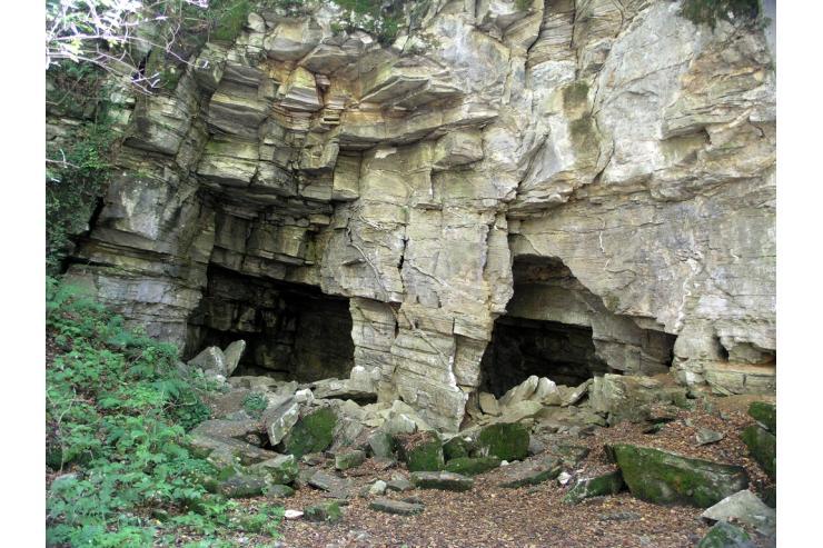 Rimski kamnolom (Foto: Samo Jenčič)