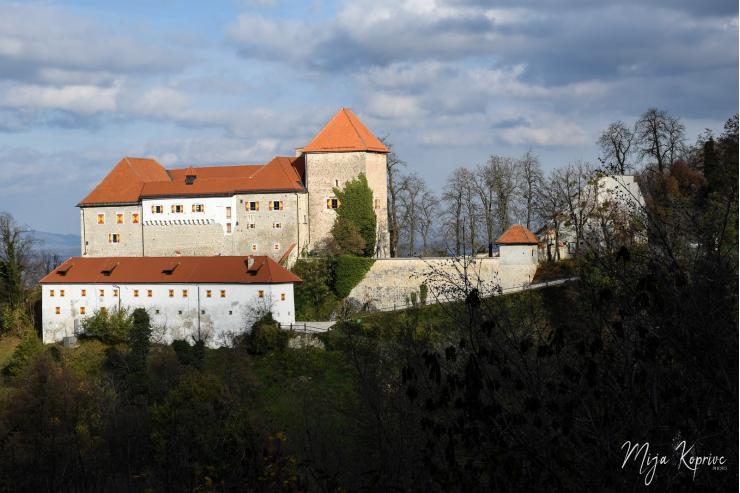Grad Podsreda, foto: Mija Koprivc