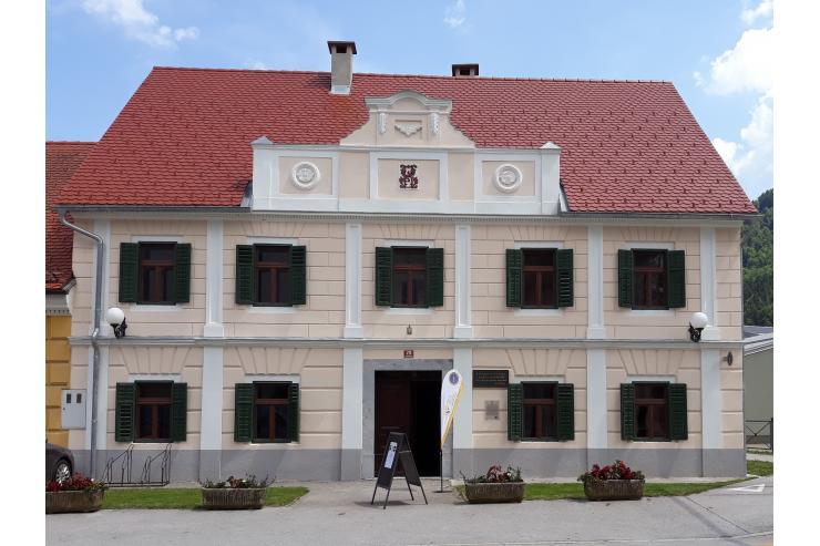 Schwentnerjeva hiša, Vransko