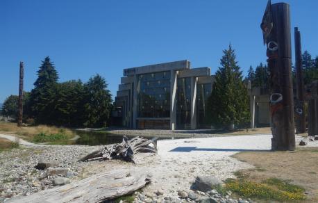 Antropološki muzej v Vancouvru