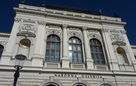 Razstava, Prenova Narodne galerije v Ljubljani