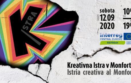 Dan industrijske dediščine – Kreativna Istra v Monfortu