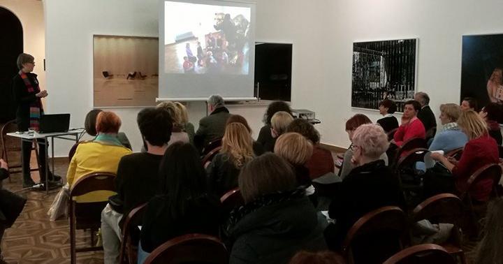 Regionalno srečanje DEKD in TKD v Umetnostni galeriji Maribor