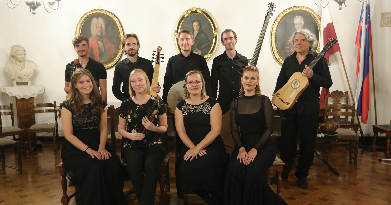 Koncert ansambla Nova Schola Labacensis