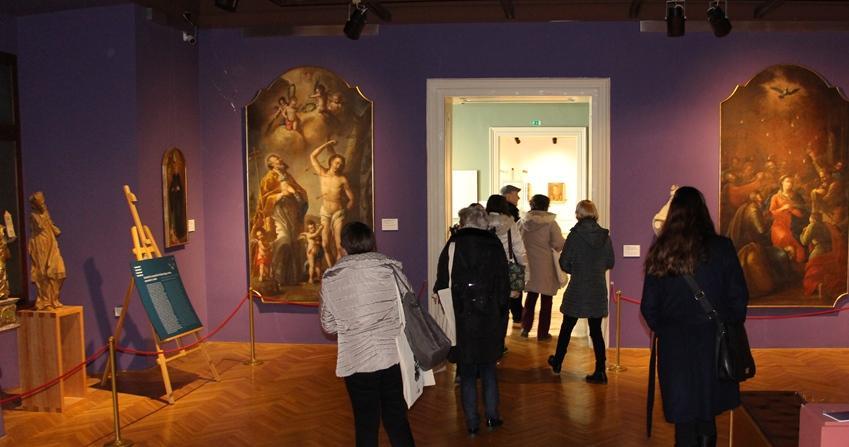 Regionalno srečanje DEKD in TKD v Posavskem muzeju Brežice