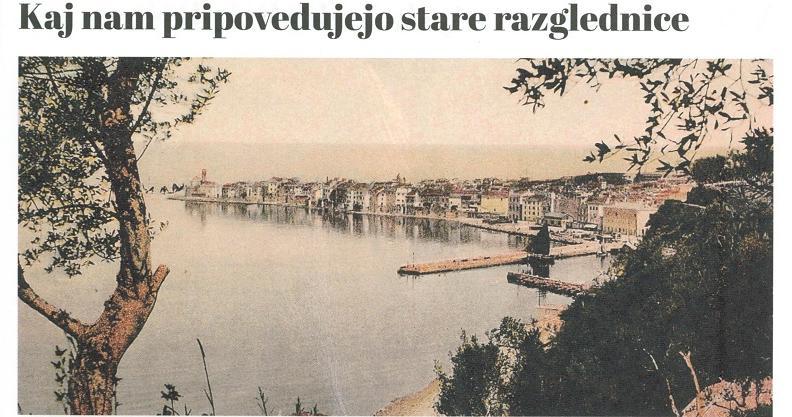 Dnevi evropske kulturne dediščine 2018 v Mestni knjižnici Piran