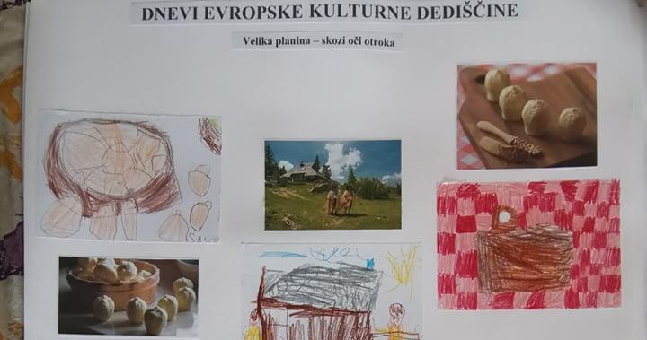 Razstava Kulturna dediščina, človek in narava