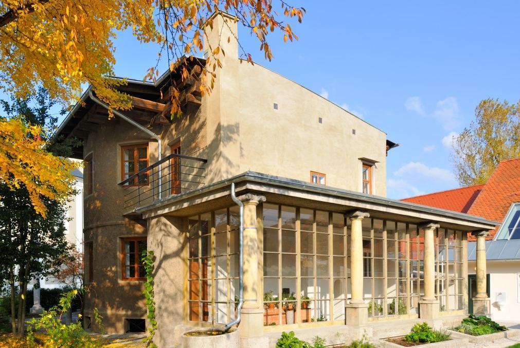 Ljubljana, Plečnik's house