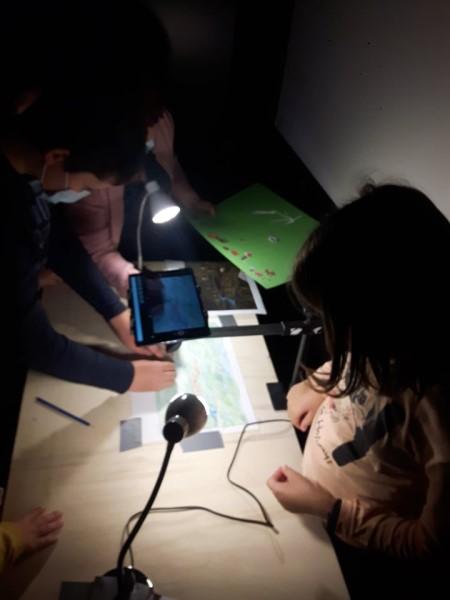 Animiraj se z dediščino- delavnica stop motion animacije
