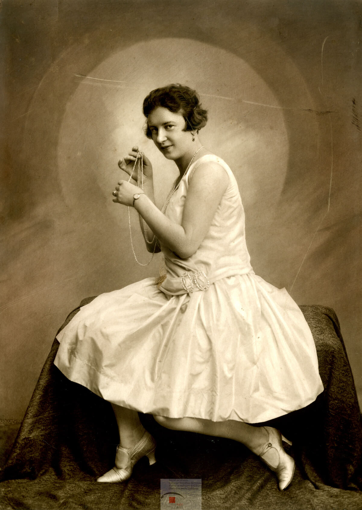 Portretna fotografija iz začetka 20.st.
