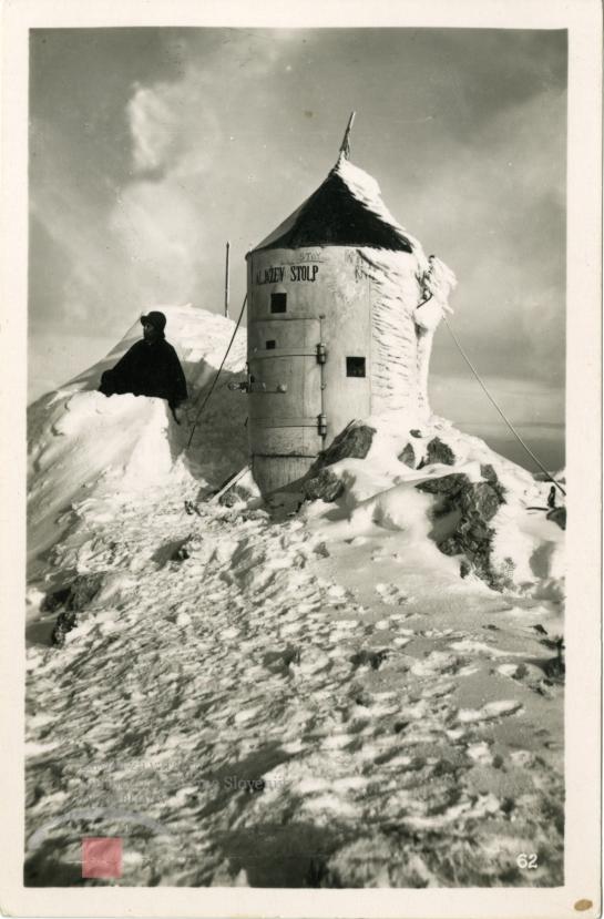 Aljažev stolp, ZVKDS