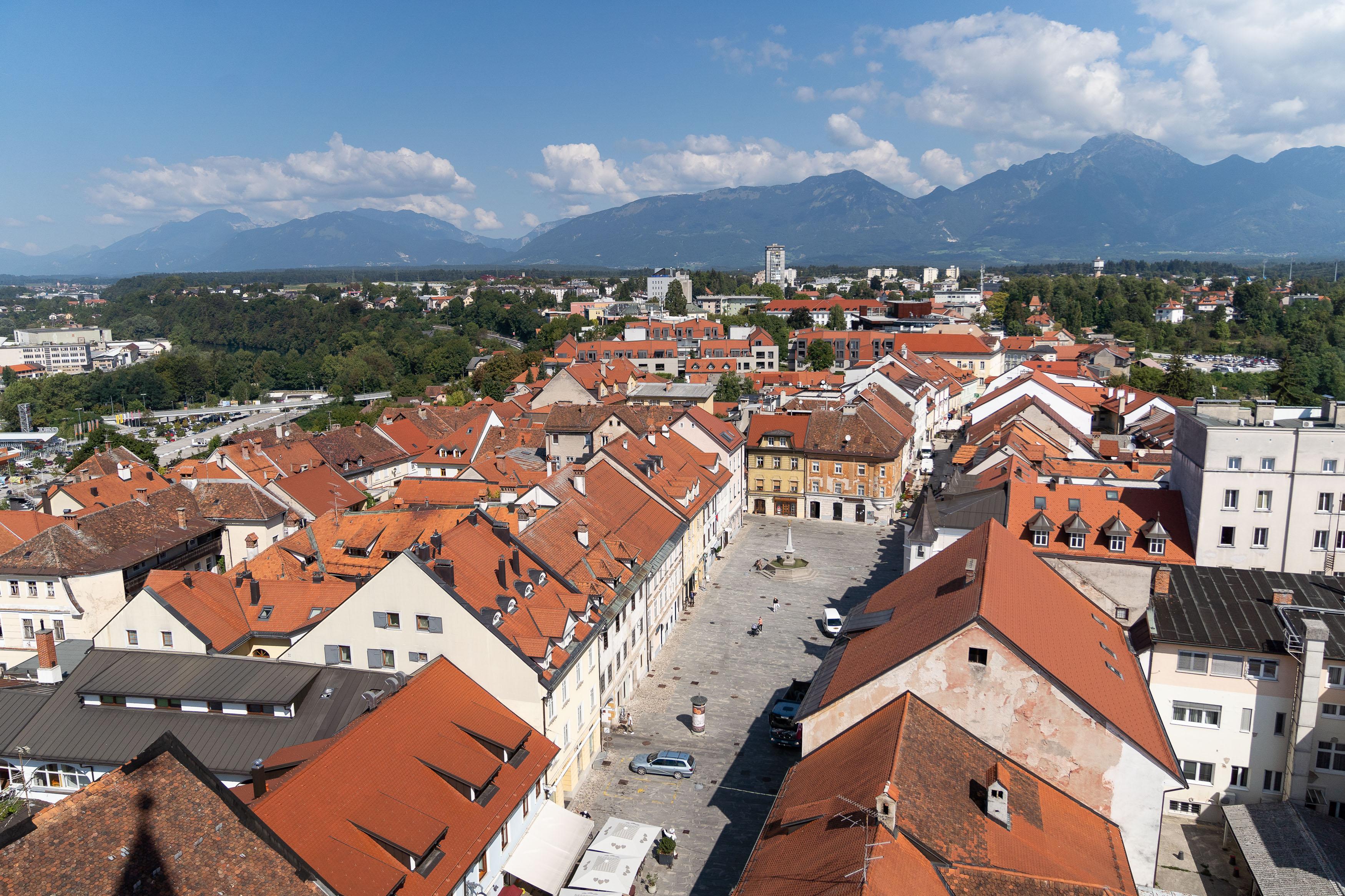 Zavoda za turizem in kulturo Kranj